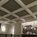custom ceiling pattern